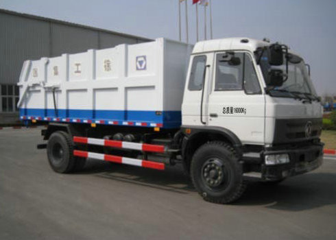ge Waste Collection Vehicles, Garbage Dump