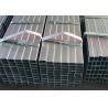 China Pre-Galvanized Steel Rectangular Pipes wholesale