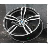 high performance 18 inch BMW Replica Wheel Grey Machine Face Aluminum Alloy Wheel