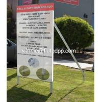 Corona treated sign boards /UV-printing sign board