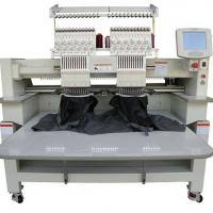 China Tajima Type Cap Flat T - Shirt Shoes Computer Embroidery Machine Max Speed 1000 Spm wholesale