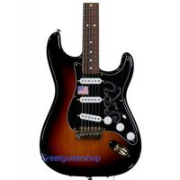 China Fender Stevie Ray Vaughan Stratocaster - 3-Color Sunburst/fender stratocaster sunburst wholesale