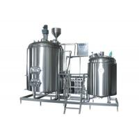 China 1000 Litres Brewing Equipment Stainless Steel Beer Jacket Beer Brewing Vessel wholesale
