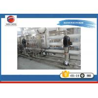 China Drinking Water Reverse Osmosis Filter System , Stainless Steel 6000L Purified Water System wholesale