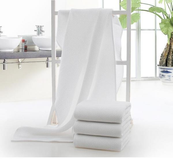 Quality New Pattern Japanese Style 32S Cotton Bath Towel 70*140cm, 280g for wholesale, logo embroidered acceptable for sale