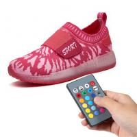China Rechargeable Luminous Led Light Up Shoes , Simulation Led Light Up Sneakers on sale