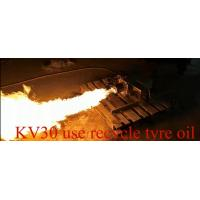 China 270Kw Recycle Tyre Oil Burner Fire Length Can Be Further Adjusted wholesale