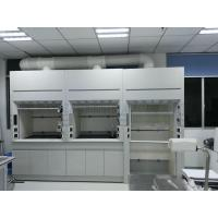 China Full Steel Lab Vent Hood For Hospital And School on sale