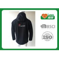 China Thermal Breathable Hooded Hunting Fleece Clothing Windproof For Sport / Hiking wholesale