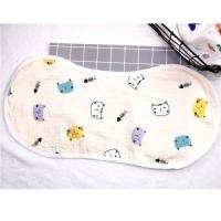 China Eco Friendly Muslin Toddler Bandana Bibs All Season Used Customized Color wholesale