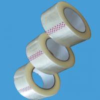 China Transparent 24mm strong sticky BOPP Packaging Tape for Bag Sealing wholesale