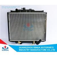 China Auto Engine Cooling Mitsubishi Radiator For Delica 1986 - 1999 , OEM No MB356378 wholesale