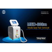Portable 808nm Painless Hair Removal Laser Machines With German Diode Arrays