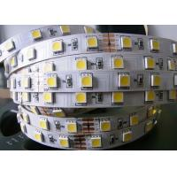 China High Brightness IP68 5050 RGB Flexible LED Strip Lights 12V For Home CE ROHS wholesale
