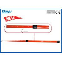 China 1.6 Meter High Voltage Retractable Measuring Stick Insulated Measuring Pole wholesale