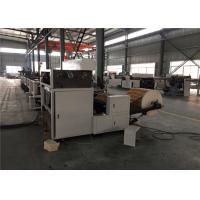 China Paper Plate / Paper Bowl Flat Bed Die Punching Machine Steel Mold 300 Times/min wholesale