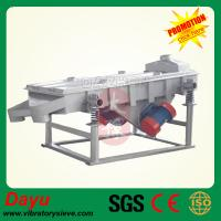 China Quality Linear Vibrating Screen with The Lowest Price on sale
