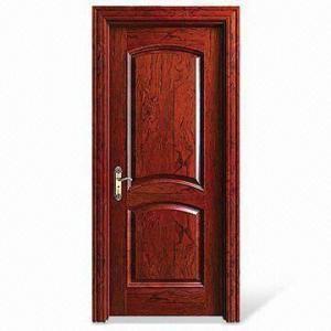 China Interior Single Wooden doors wholesale