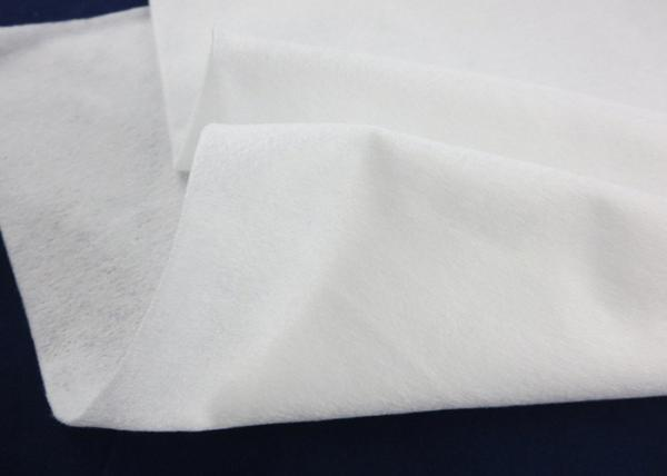 Quality 40-60gsm Blue Non Woven Wipes 50pcs Per Roll For Kitchen / Floor for sale