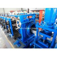 China Metal Furring Channel Stud And Track Roll Forming Machine Auto Drywall wholesale