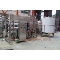 China Beverage Mineral Water Purification Machine Home Water Treatment Systems on sale
