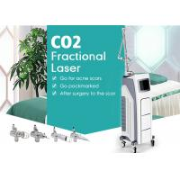 Co2 Fractional Laser Machine 30w Surgical Vaginal Tightening Device 10600nm