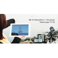 China Best Value WiFi Spotting Scope 80mm For Hunting , Nature Watching wholesale