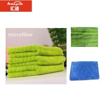 China 450gsm Twisted Coral Fleece Microfiber Mop Pad Multifunction Microfiber Cleaning Cloth on sale