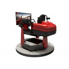 China Metal Material Virtual Reality Racing Car 3 Screens 6D Dynamic System Motion wholesale