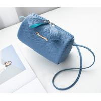 China WHOLESALES Small Cylinder Zipper Bag for Traveling Crossbody Satchels Bag Zipper Cute Coin Purse Wallets-Customized Bag wholesale