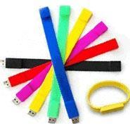China 2012 cheapest bracelet usb flash drive wholesale