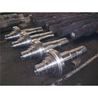 China Custom Forged Carbon Steel Turbine Shafts for Power Equipment, Energy, Machinery With ISO wholesale