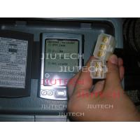 China Self-Diagnostic Hitachi Excavator Scanner With 4 Pin / 6 Pin Cable wholesale