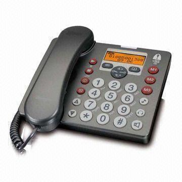 Answering Machine with Corded Phone and Am