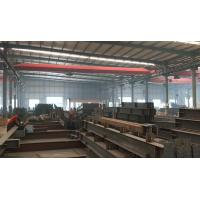 China 3D Free Design Prefab Steel Structures Warehouse Durable Pre Manufactured House on sale