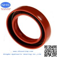 China Auto Hydraulic Cylinder Piston Oil Seals Un, Uhs PU Dust Seal/Oil Seal Group/Floating/Duo Cone/ Metal Face/ Drift Ring on sale