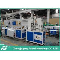 China 200-600mm Pvc Ceiling Panel Extrusion Machine For Sheet Double Screw Design on sale