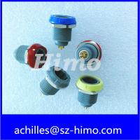 China Push-pull circular lemo 4pin plastic Redel connector plug and socket on sale