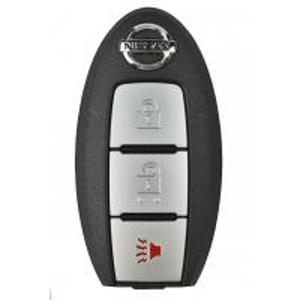 4 Button Nissan Rogue Remote Start , FCC ID KR5S180144106 433 MHZ Nissan Intelligent Key