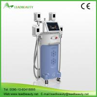 12 Inch LCD Screen Body Slimmer / Body Slimming Machine With 4 Handpieces