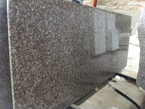Quality G664 Red Granite for Floor Tiles, Countertop Slabs&Steps for sale