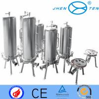 China Multi - Cartridges Pur Water Filter Carbon Water Filter Flow Rate on sale