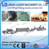 China core filling extrusion snack process line core filling extrusion machine wholesale