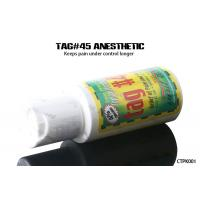 China New Package TAG#45 Topical Anesthetic Gel With 4% Lidocaine Numb Cream wholesale