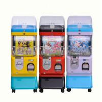 China Coin Operated Capsule Vending Machine Candy Gumball Vending Machine wholesale
