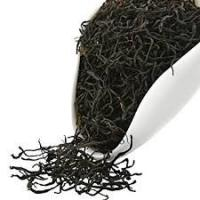 China Fermented Processing Chinese Black Tea Lapsang Souchong Loose Tea Bright Shiny Black Color wholesale
