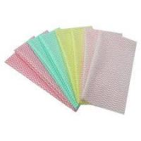 China Cleaning Cloth, Nonwoven Fabric for Wipes wholesale
