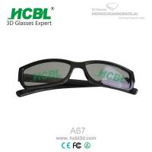 Buy cheap Поляризовыванные циркуляром стекла кино 3D from wholesalers