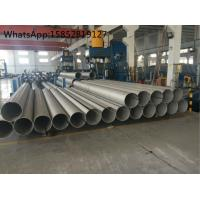 China TP304 , TP304L Welded Stainless Steel Pipe , Schedule 10 Stainless Steel Pipe wholesale