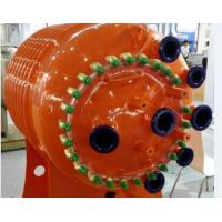 China Half Pipe - coiled pipe glass lined reactor 500L , ASME Certification chemical reactor wholesale